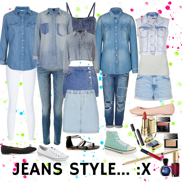 Jeans style!!!