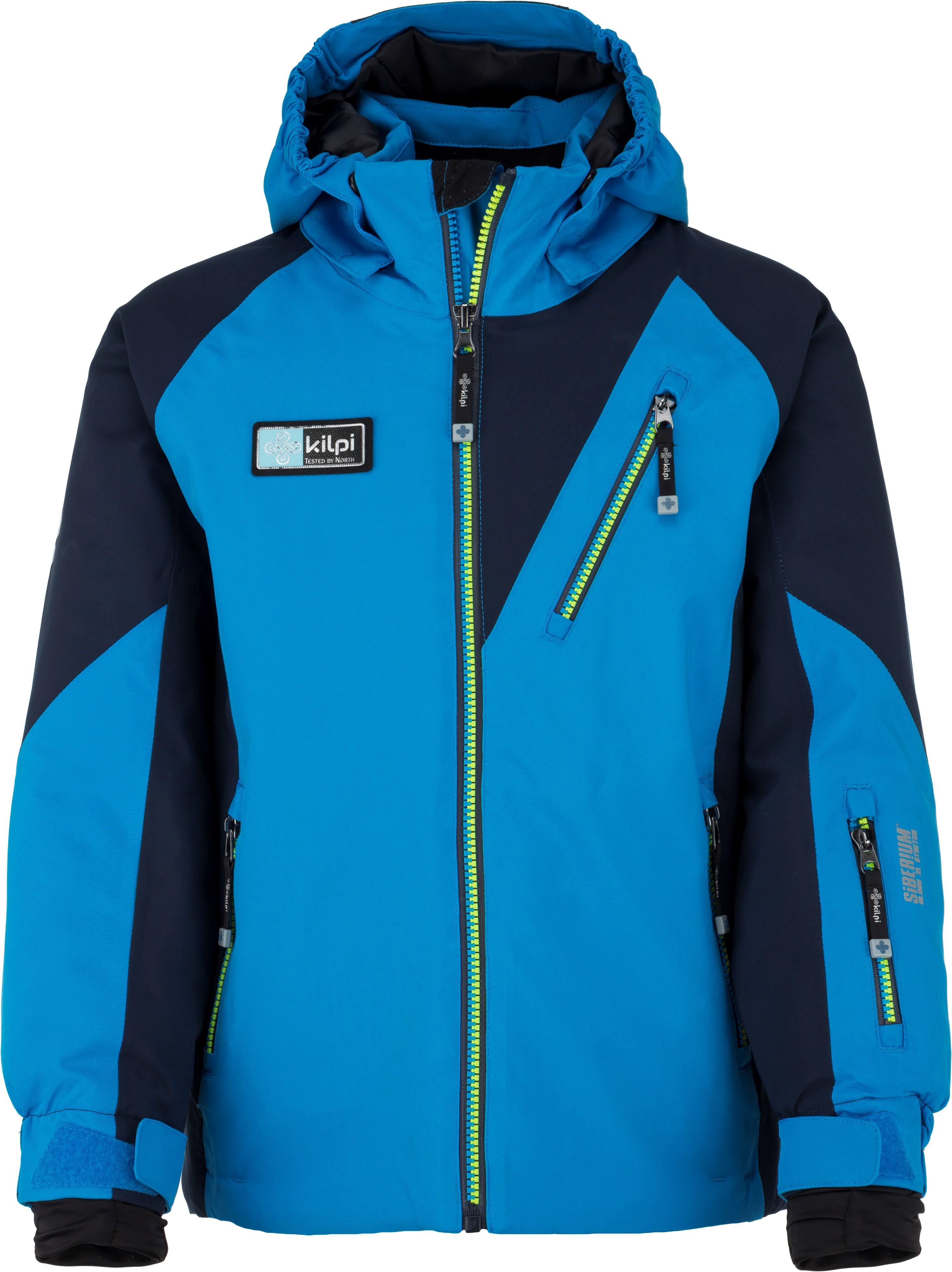 Detská zimná bunda Kilpi GARNEY-JB modrá (kolekcia 2019) 98 104 ... 351e12cda95