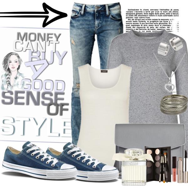 good sense of style
