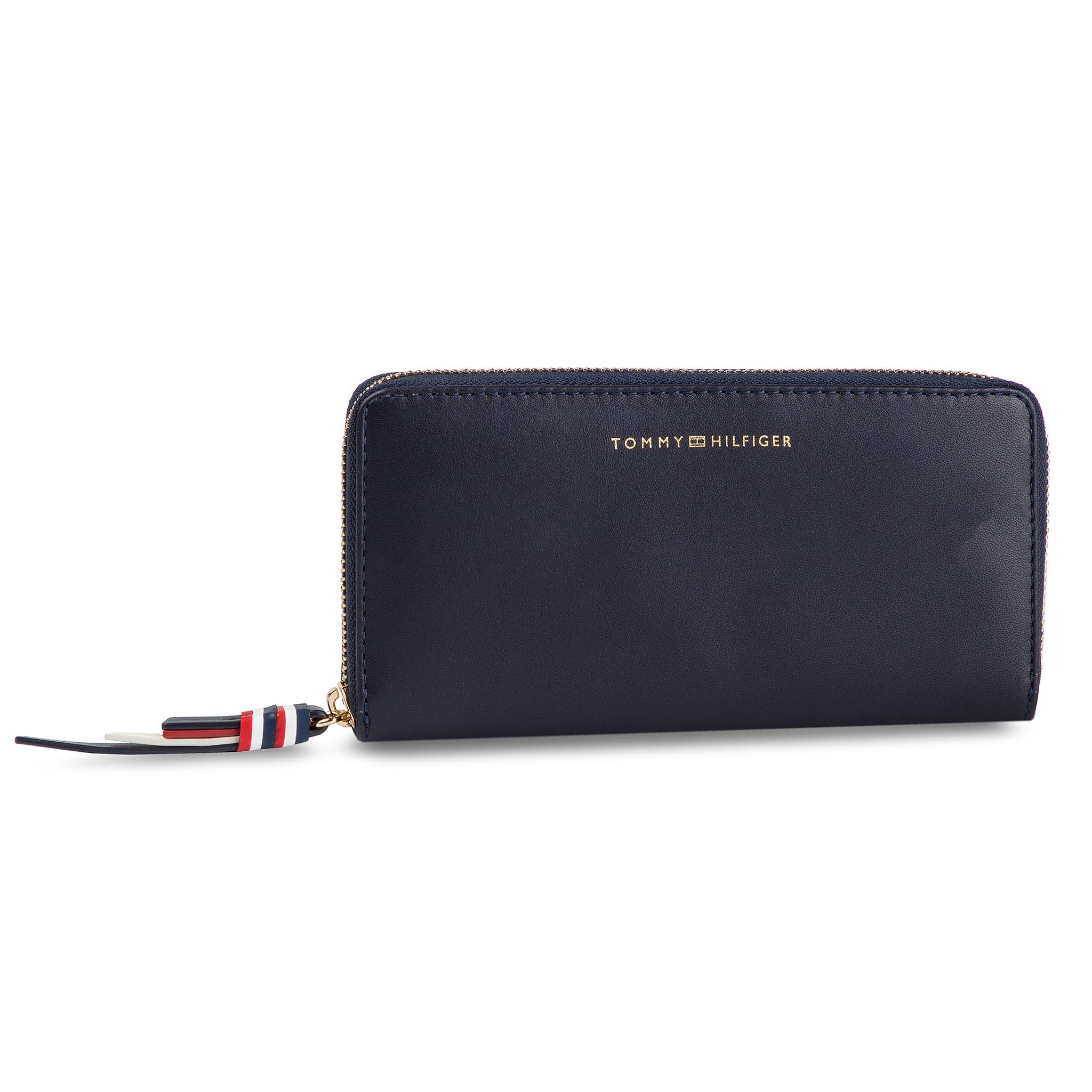 e38dcda933 Veľká Peňaženka Dámska TOMMY HILFIGER - Classic Leather Large Za AW0AW06503  413