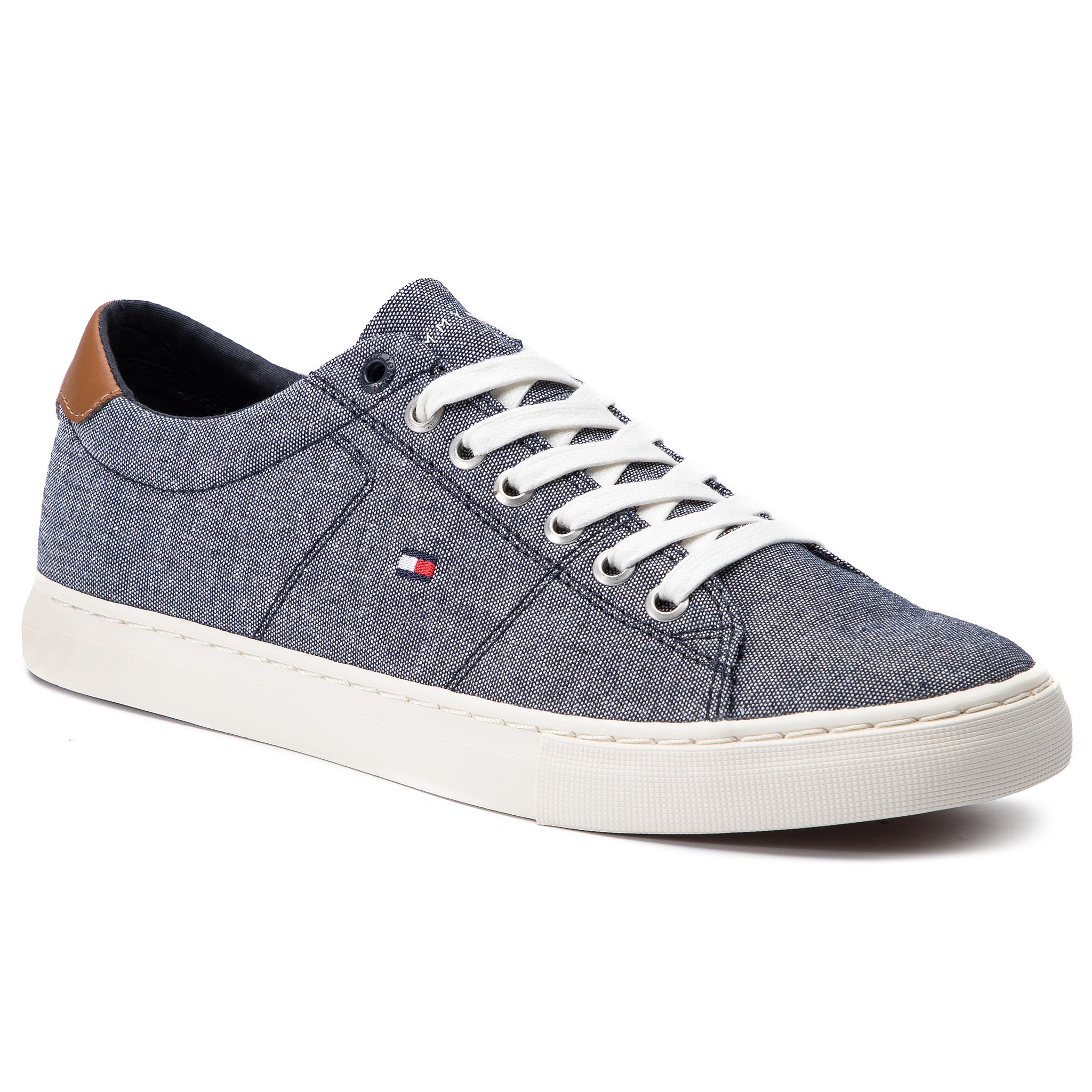0bf8688970 Teniszcipő TOMMY HILFIGER - Seasonal Textile Sneaker FM0FM02204 ...