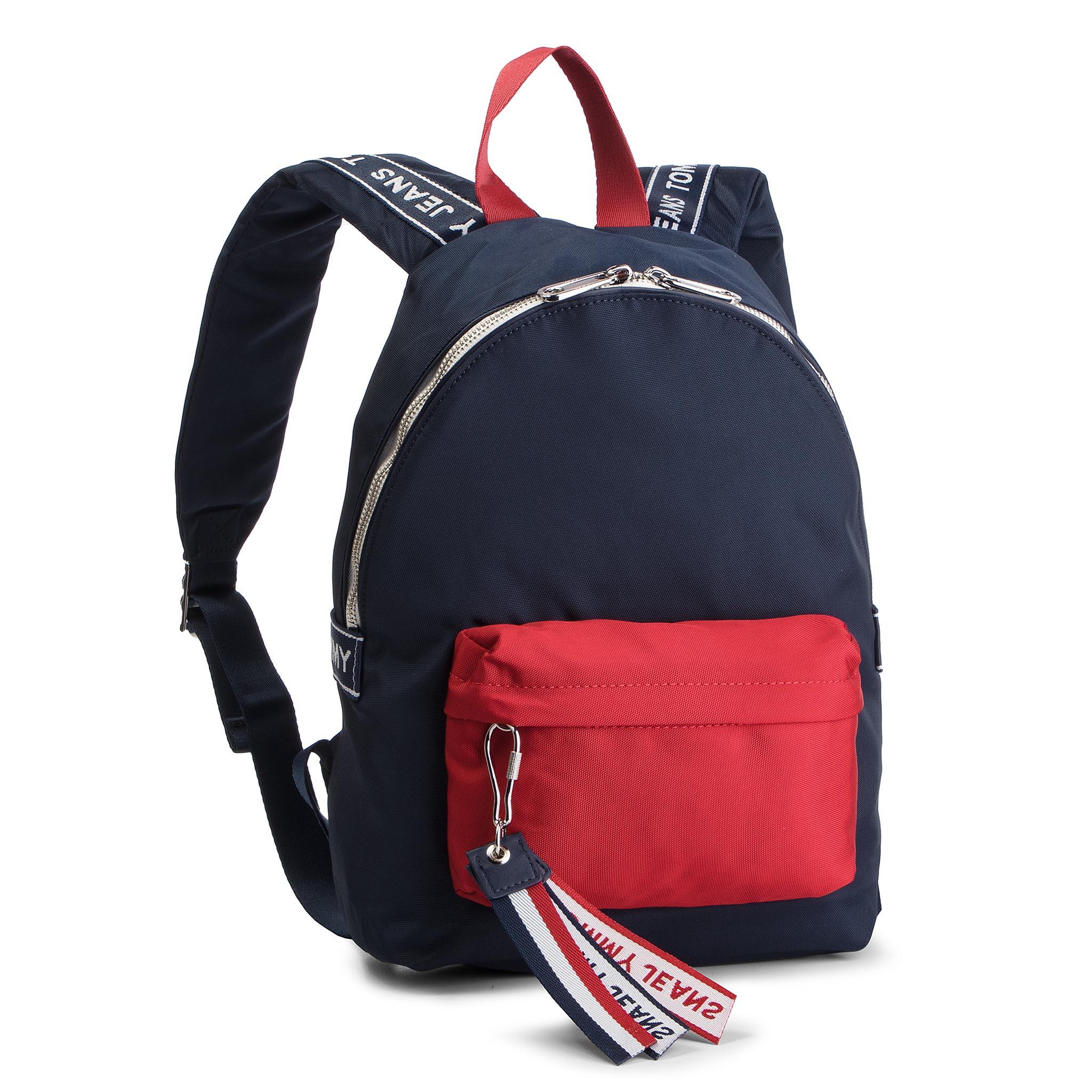 064e72acdb ... TOMMY JEANS - Tju Logo Tape Mini Backpack AU0AU00530 901. -15%. Ruksak  ...