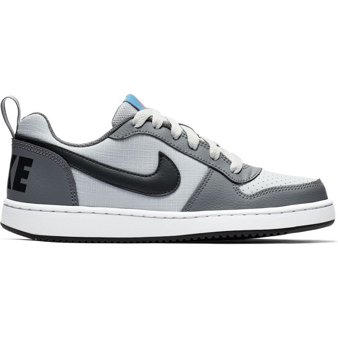 new product 0465c 61386 Nike NIKE COURT BOROUGH LOW (GS), dječje sportske tenisice, siva. 1  2
