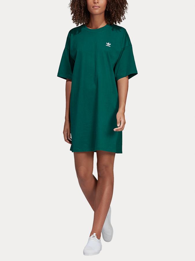aaa562d0bc9a Šaty adidas Originals Trefoil Dress - Glami.cz