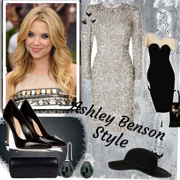 Ashley Benson / style- Prolhané krásky