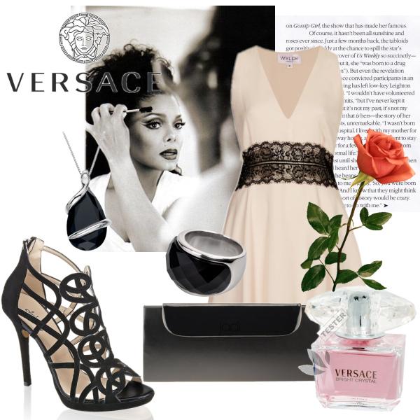 Versace look