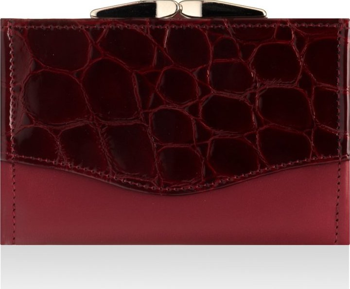 df385b26be Elegantná dámska červená peňaženka značky FELICE (P19 RED) - Glami.sk