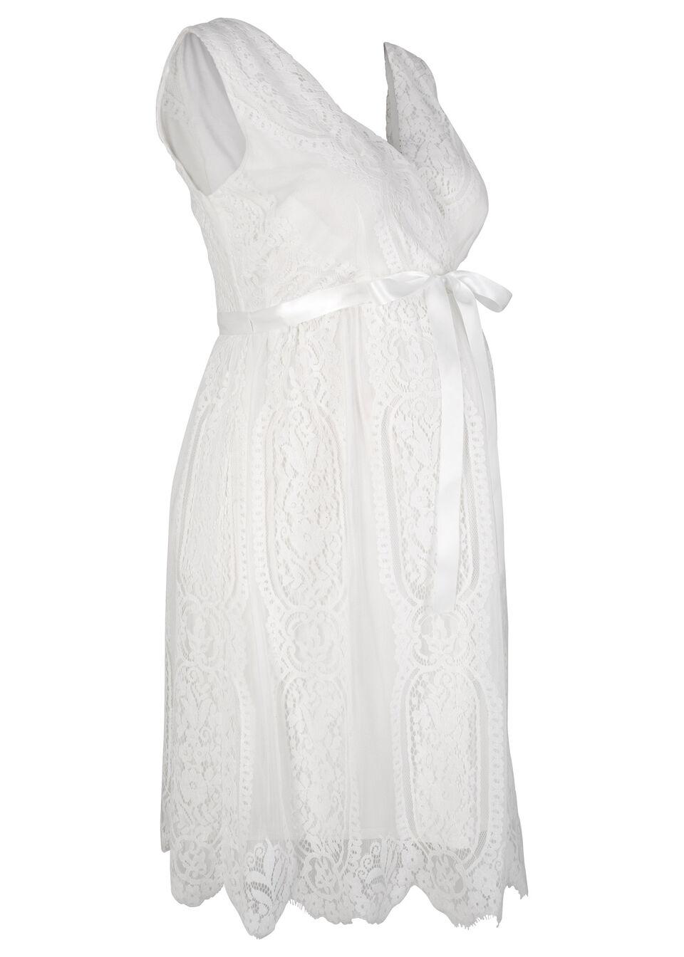 77fbcacbf Bonprix Tehotenské svadobné šaty - Glami.sk