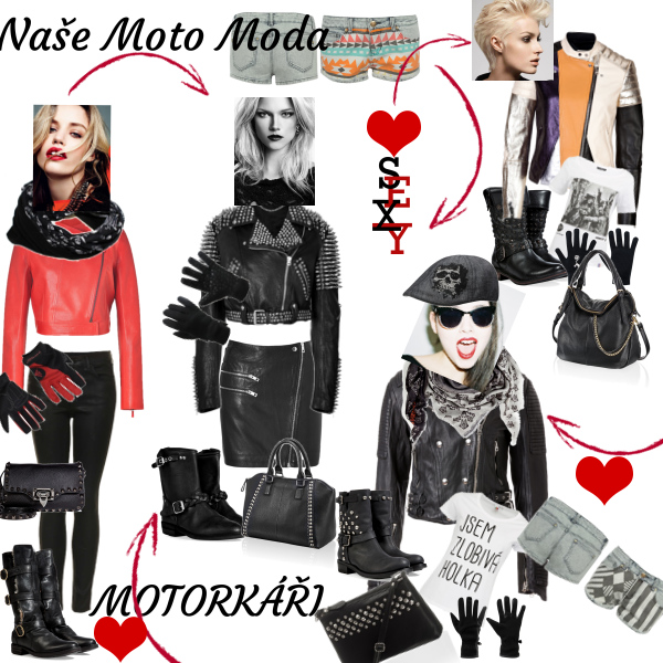 Moto - moda