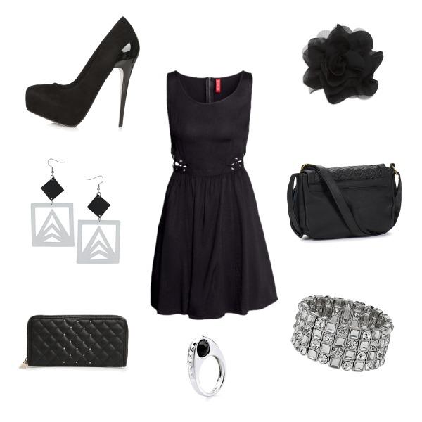 Oblečme se do elegantní černé...