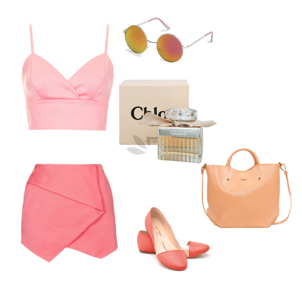 Pink and chloe