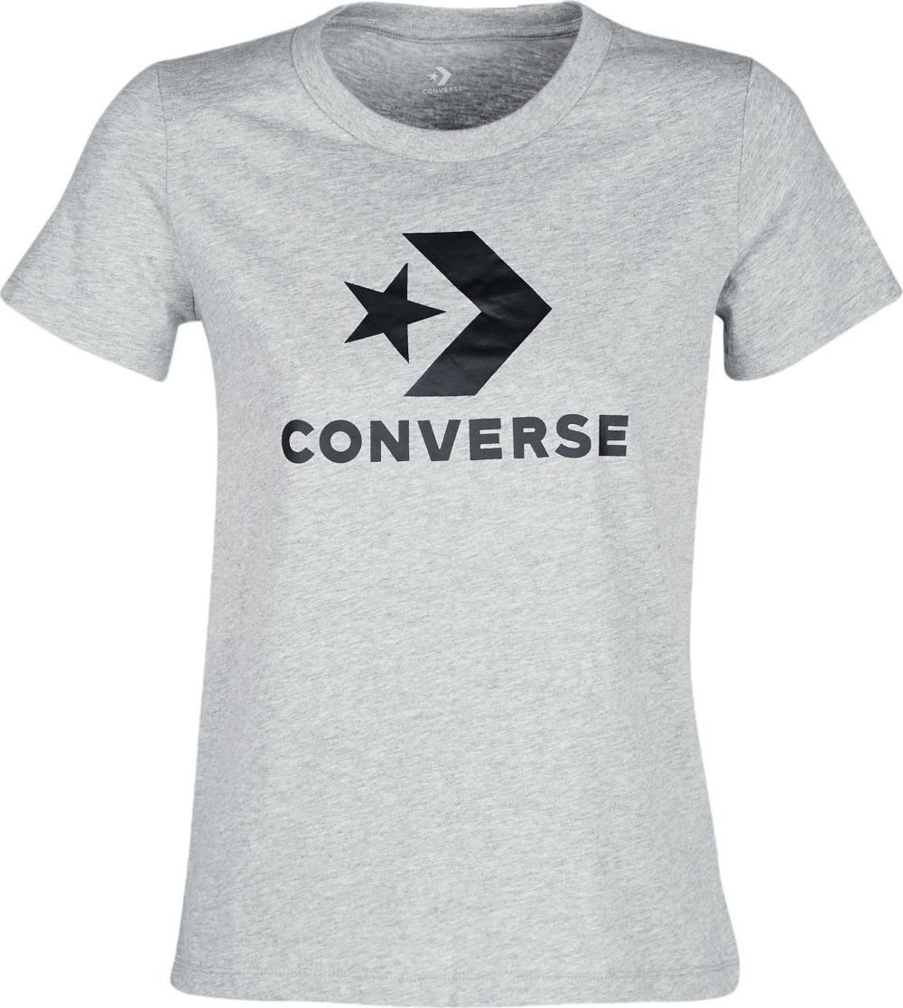 146776fe9c Converse szürke póló Star Chevron Core - Glami.hu