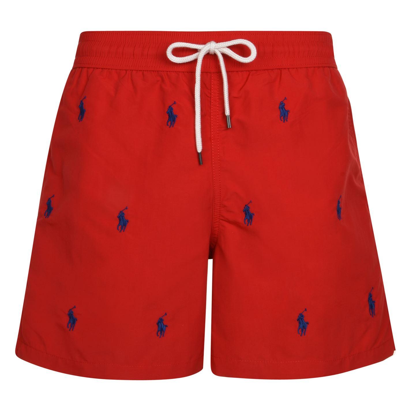9be7943bb Kratke hlače Polo Ralph Lauren Polo All Over Pony Polo Swim Shorts ...