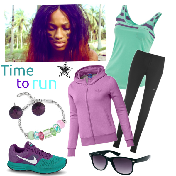 Time for run