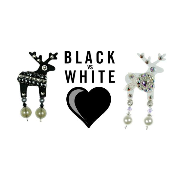 BLACK vs WHITE Deers