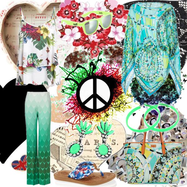 Hippie Style