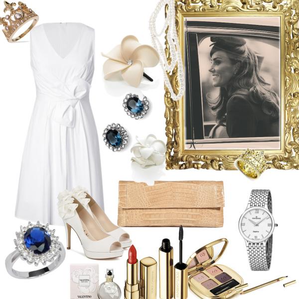 Elegantní Kate