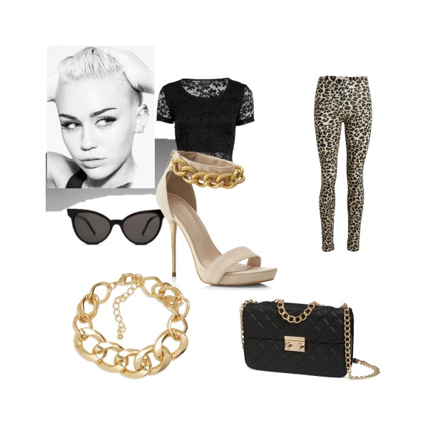 Miley's Style 1