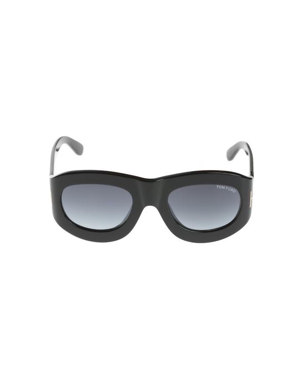 ca5f7bb16 Tom Ford Mila Slnečné okuliare Čierna - Glami.sk