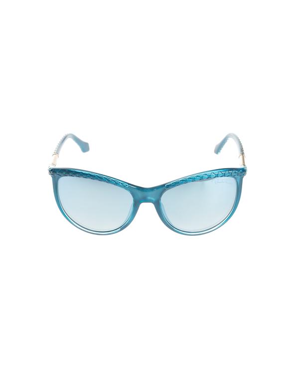 5229a2d72 Roberto Cavalli Kajam Slnečné okuliare Modrá - Glami.sk