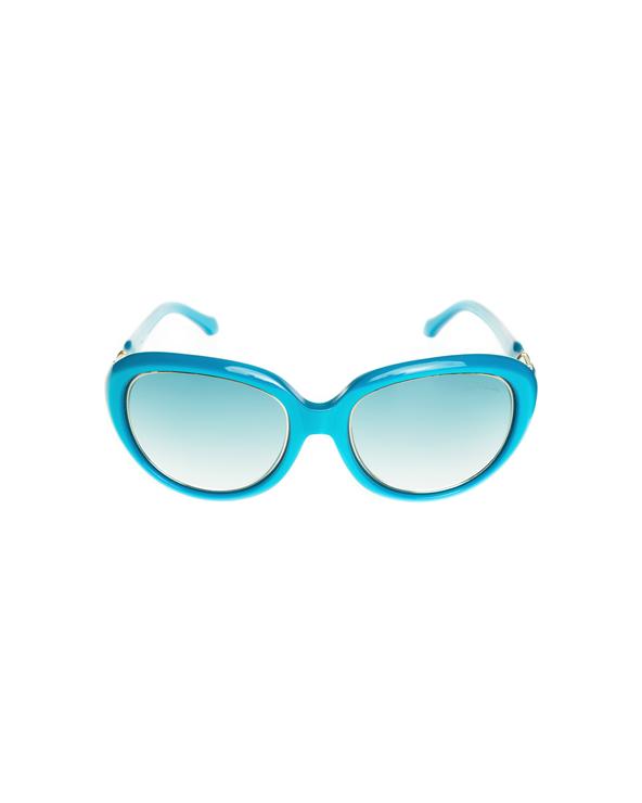 f4b7c9775 Roberto Cavalli Acqua Slnečné okuliare Modrá - Glami.sk