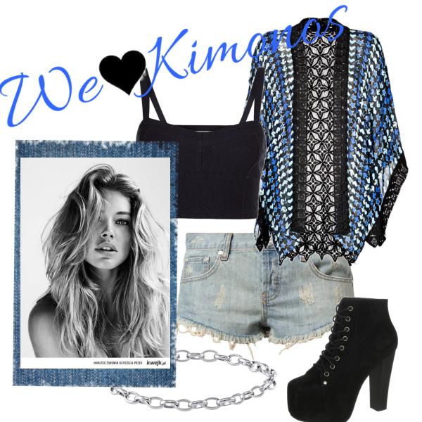We love Kimonos