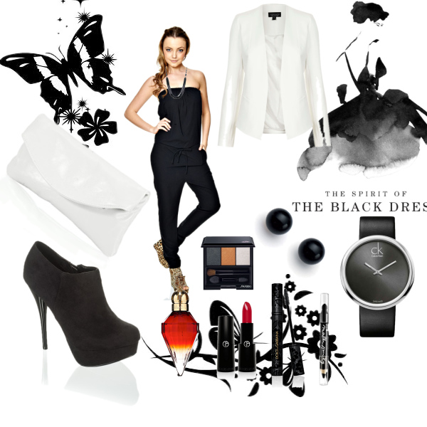 Outfit na večírek