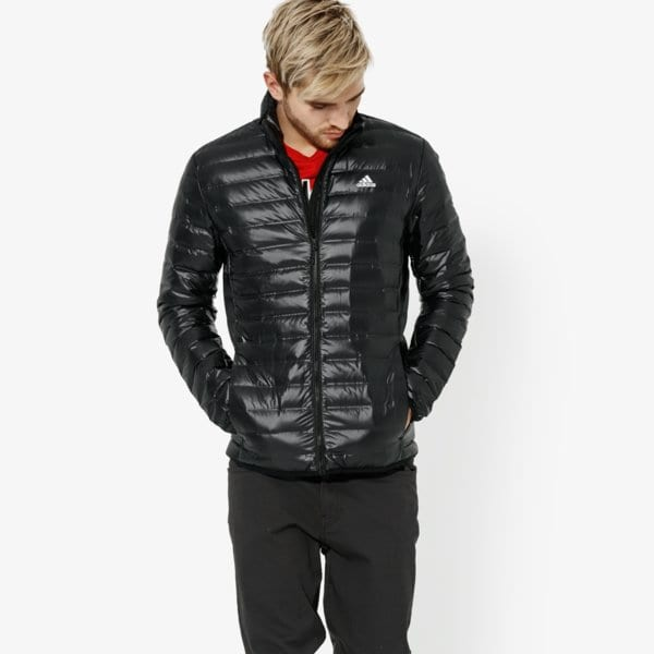 5f2efcbce255 Adidas Bunda Varilite Jacket Muži Oblečenie Jesenné Bundy Bs1588 ...