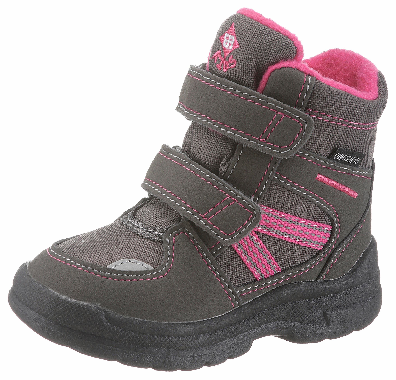 6a8850717195c BRÜTTING Zimná obuv »Pepper_V« sivá-pink ružová - Glami.sk