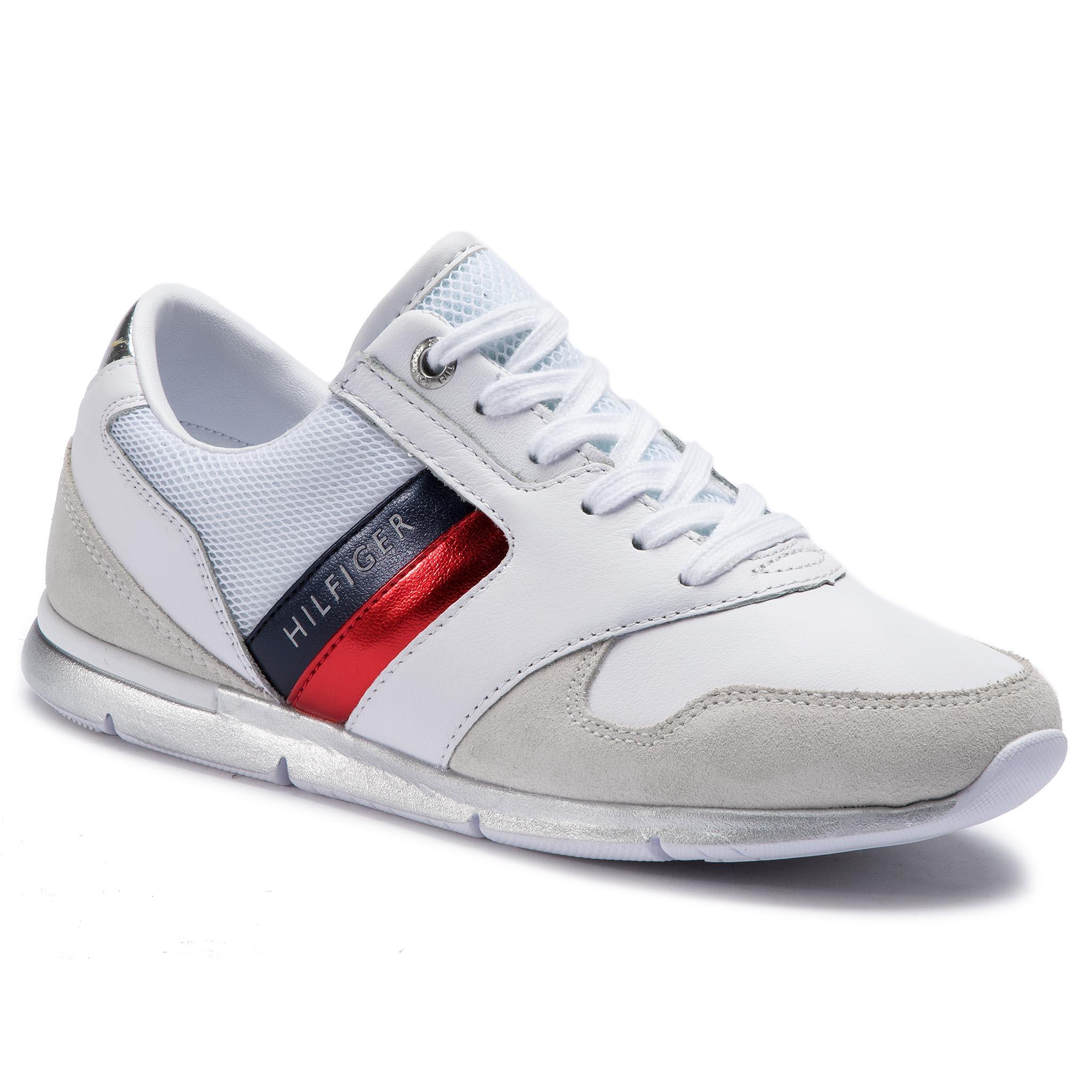 ff322058726a1 Sneakersy TOMMY HILFIGER - Light Sneaker FW0FW03785 Rwb 020 - Glami.sk
