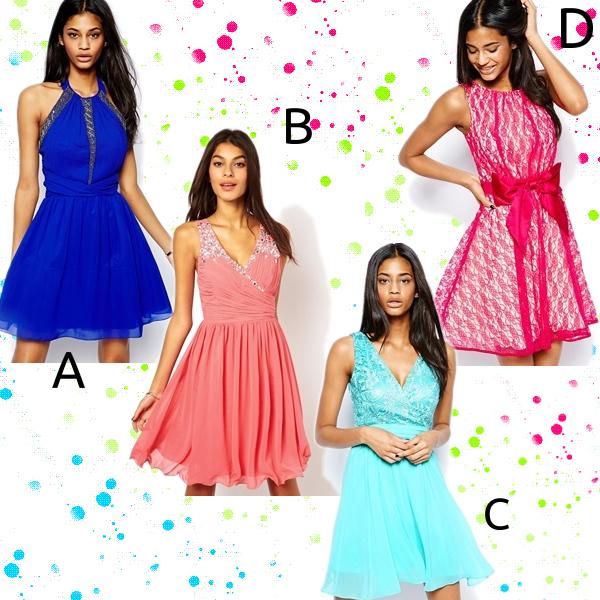 Welches Kleid?