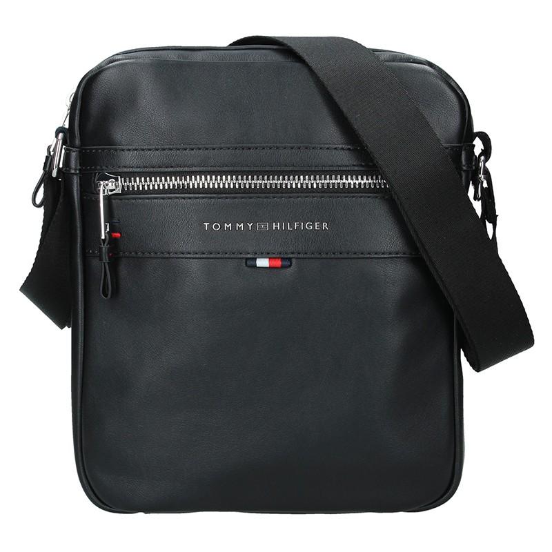 911f2c42b9 Pánska taška cez rameno Tommy Hilfiger Marco - čierna - Glami.sk