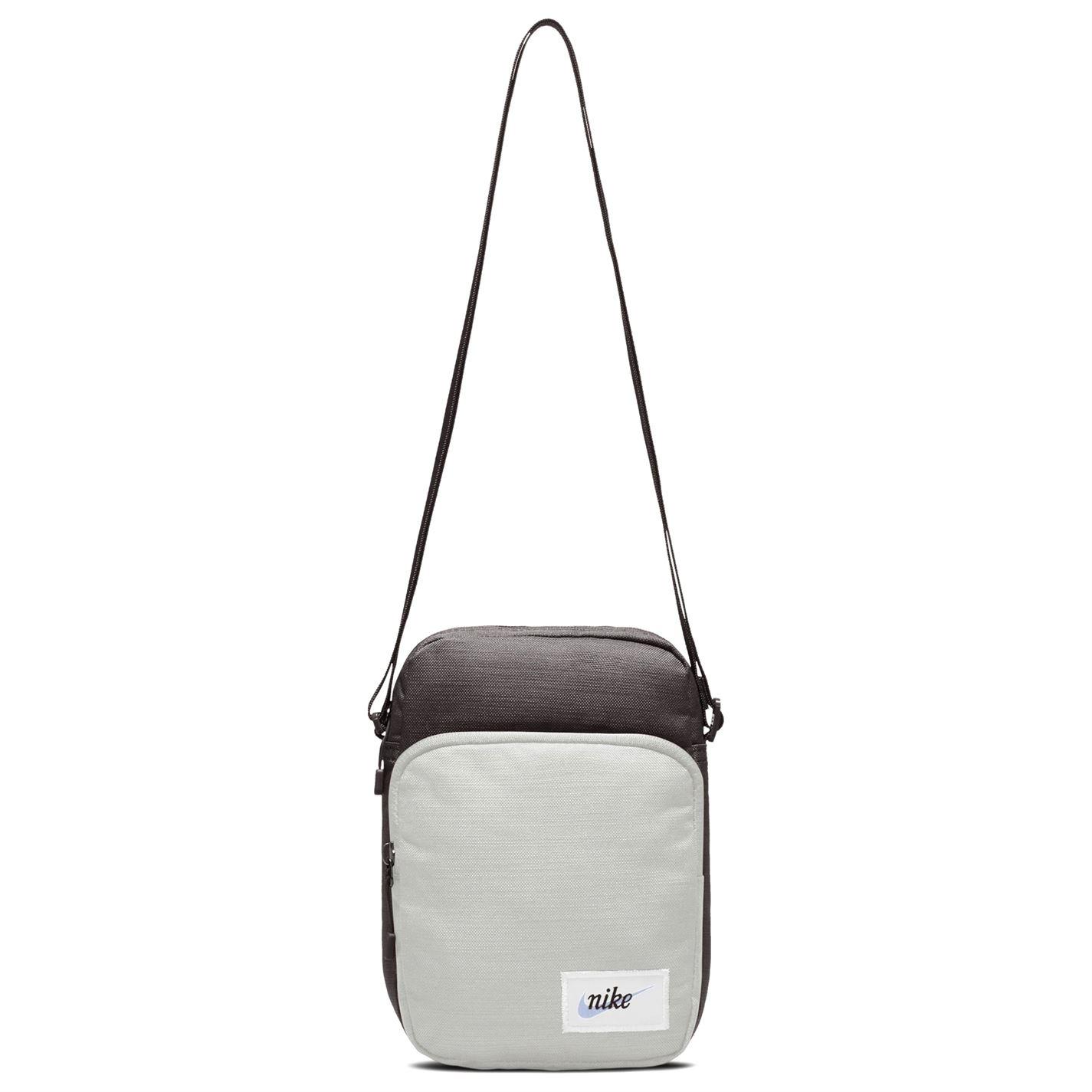 6d803f711 Nike Small Items Bag Grey - Glami.cz