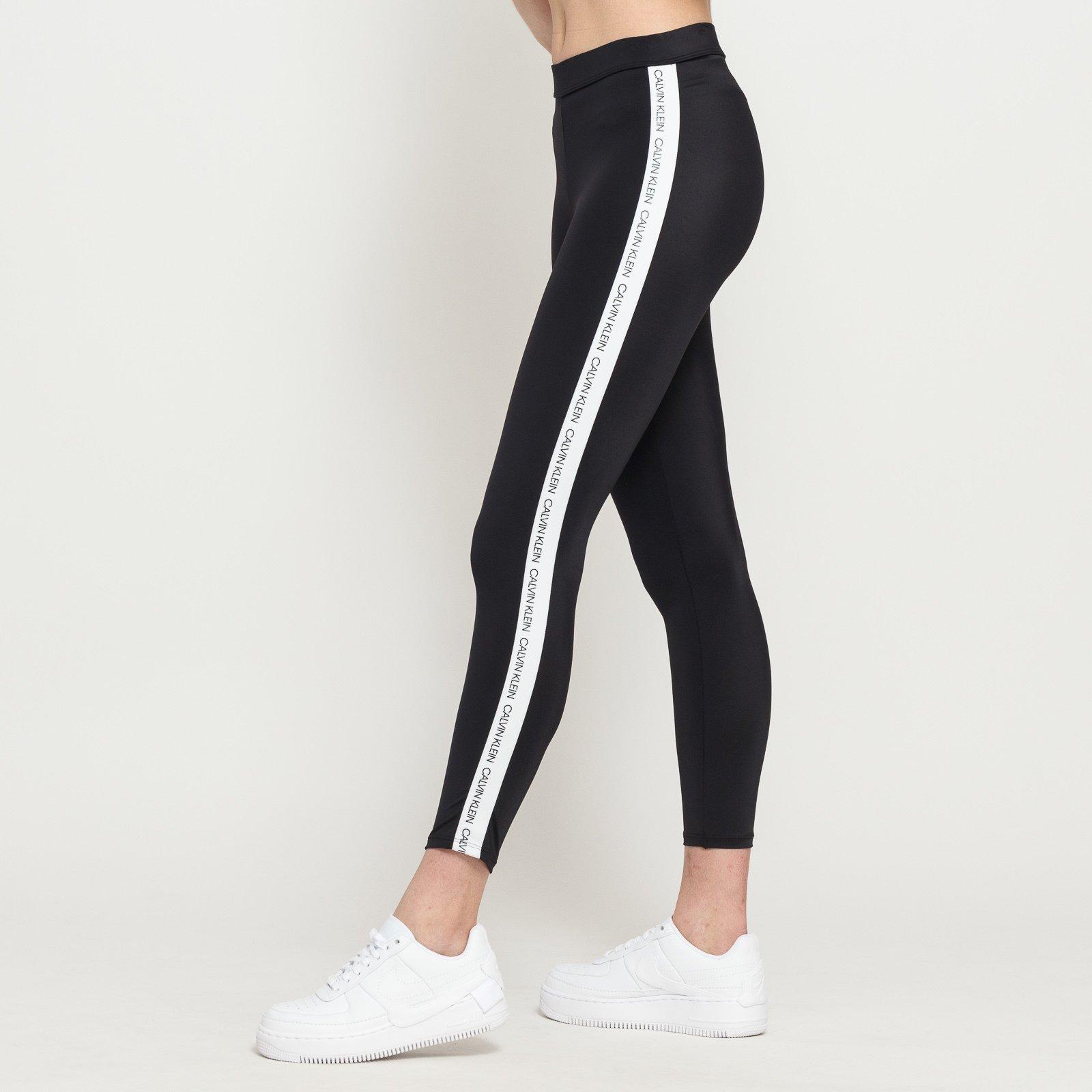 0b7f115362f6 Calvin Klein Waistband Legging čierne   biele - Glami.sk