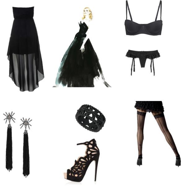 temná elegance