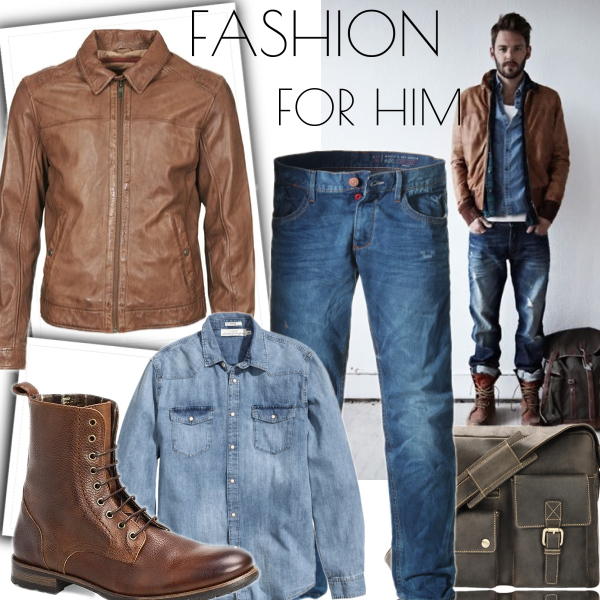For Him Casual