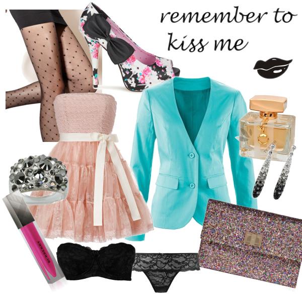 Kiss me..!