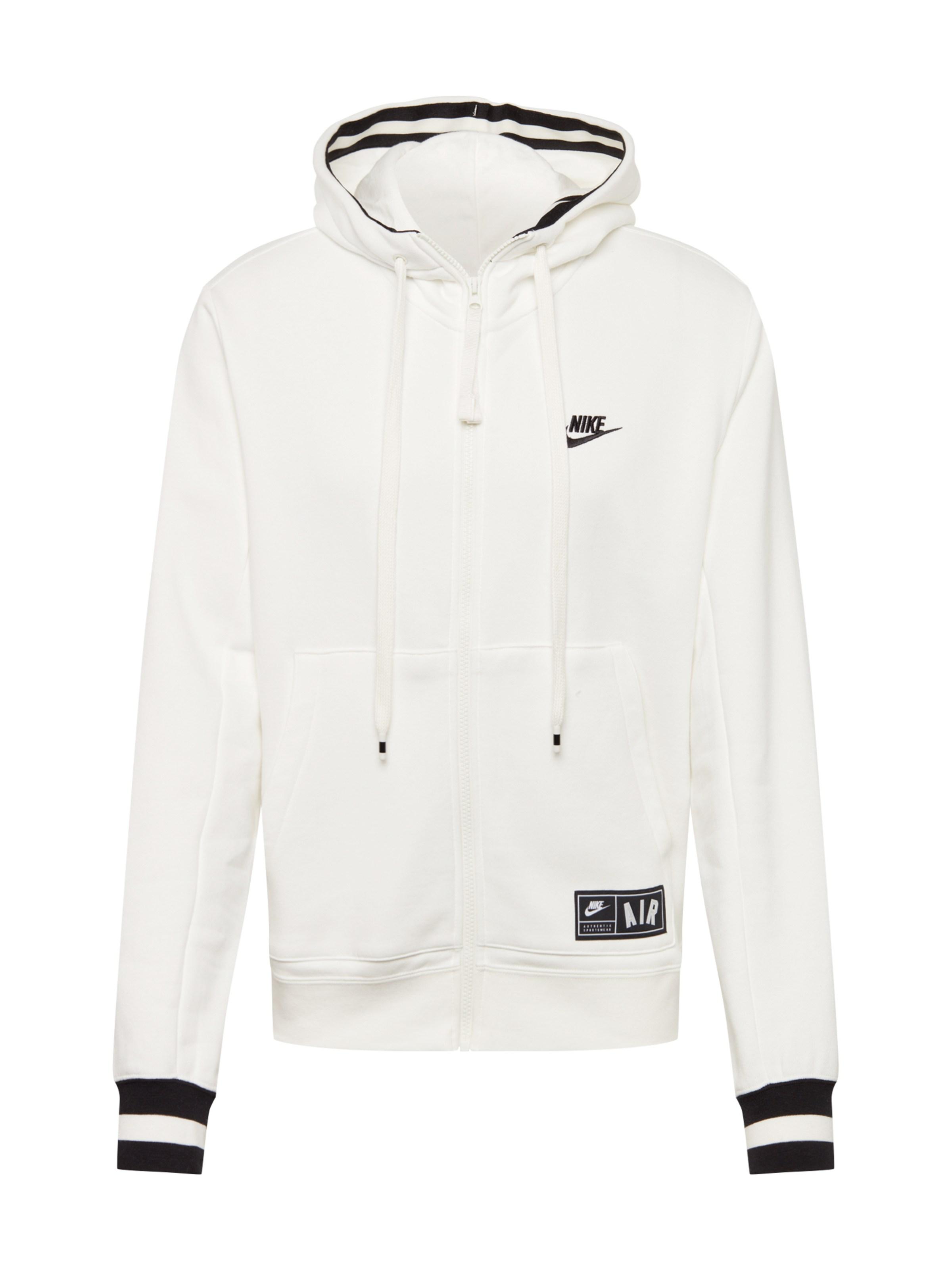 f48d094cca733 ... Nike Sportswear Tepláková bunda Biela. -20% -15%