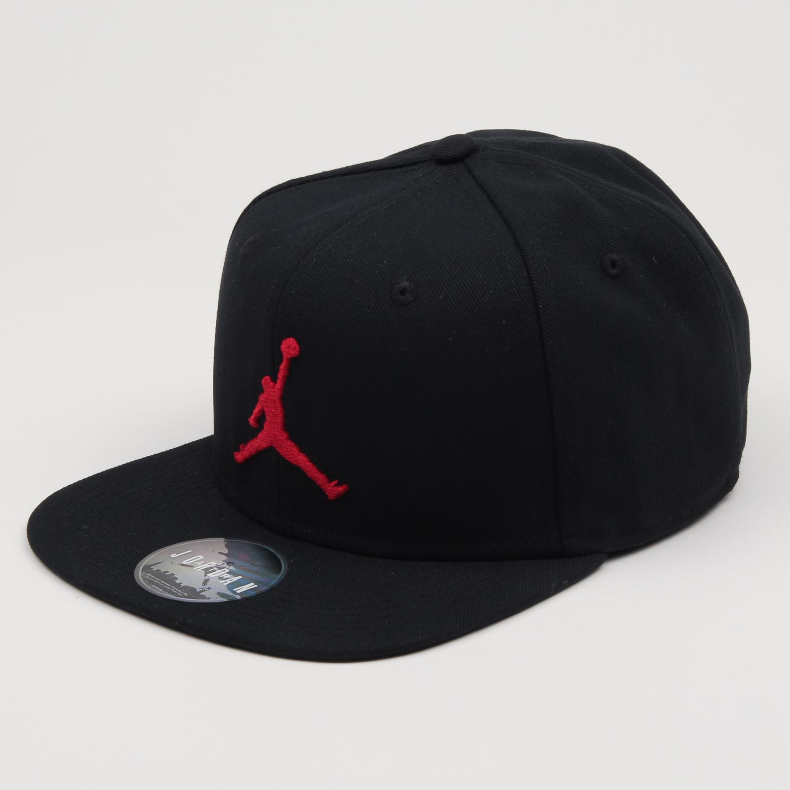 09b25b2c3 Jordan Pro Jumpman Snapback čierna / červená - Glami.sk