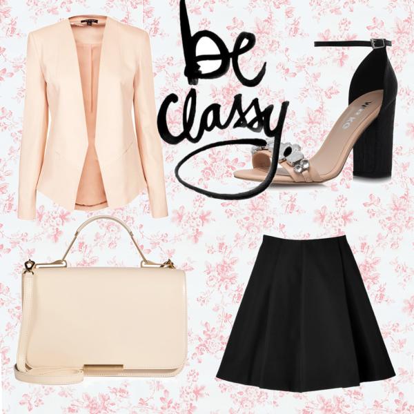 Be classy !