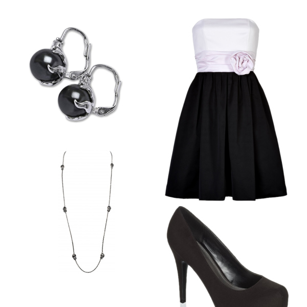 Black and white styl