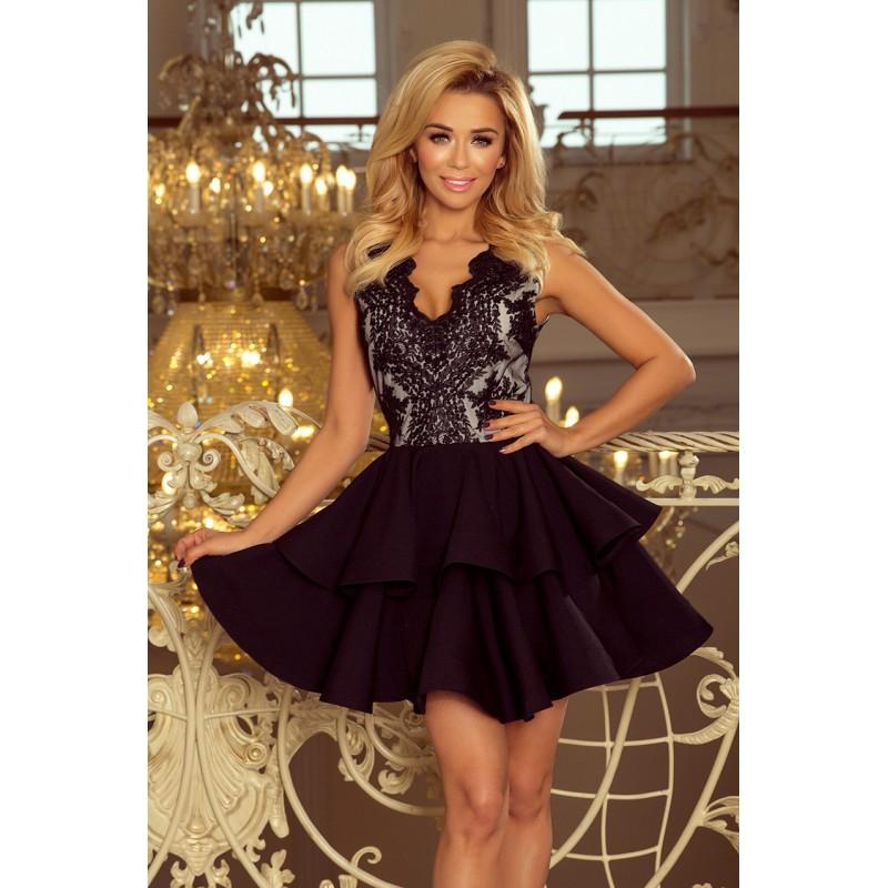 c0d806b80 Numoco Spoločenské šaty Charlotte 200-3 - Glami.sk