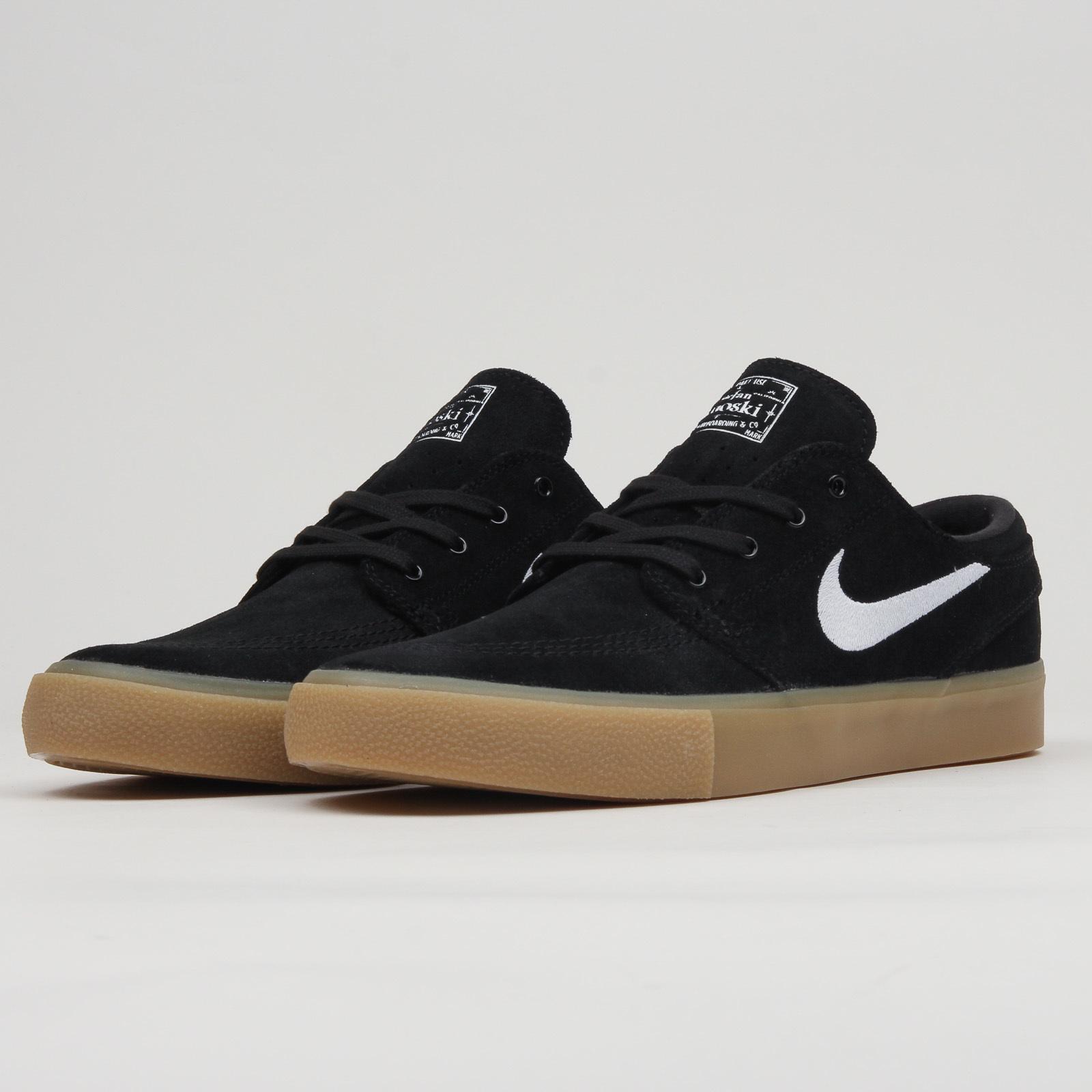 0f51c3952f Nike SB Zoom Janoski RM black   white - black - Glami.cz