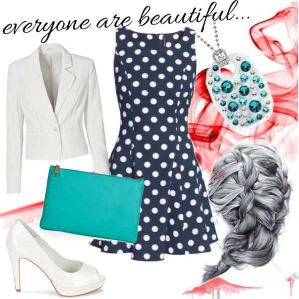 Everyone are beautiful...