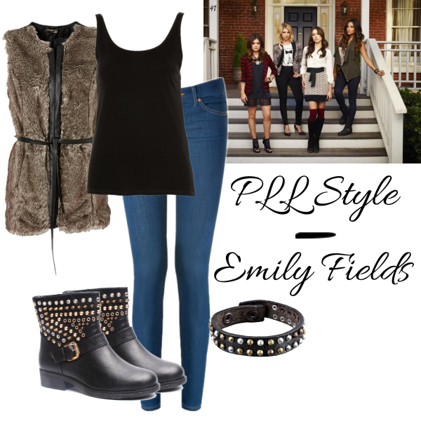 PLL Style- Emily Fields