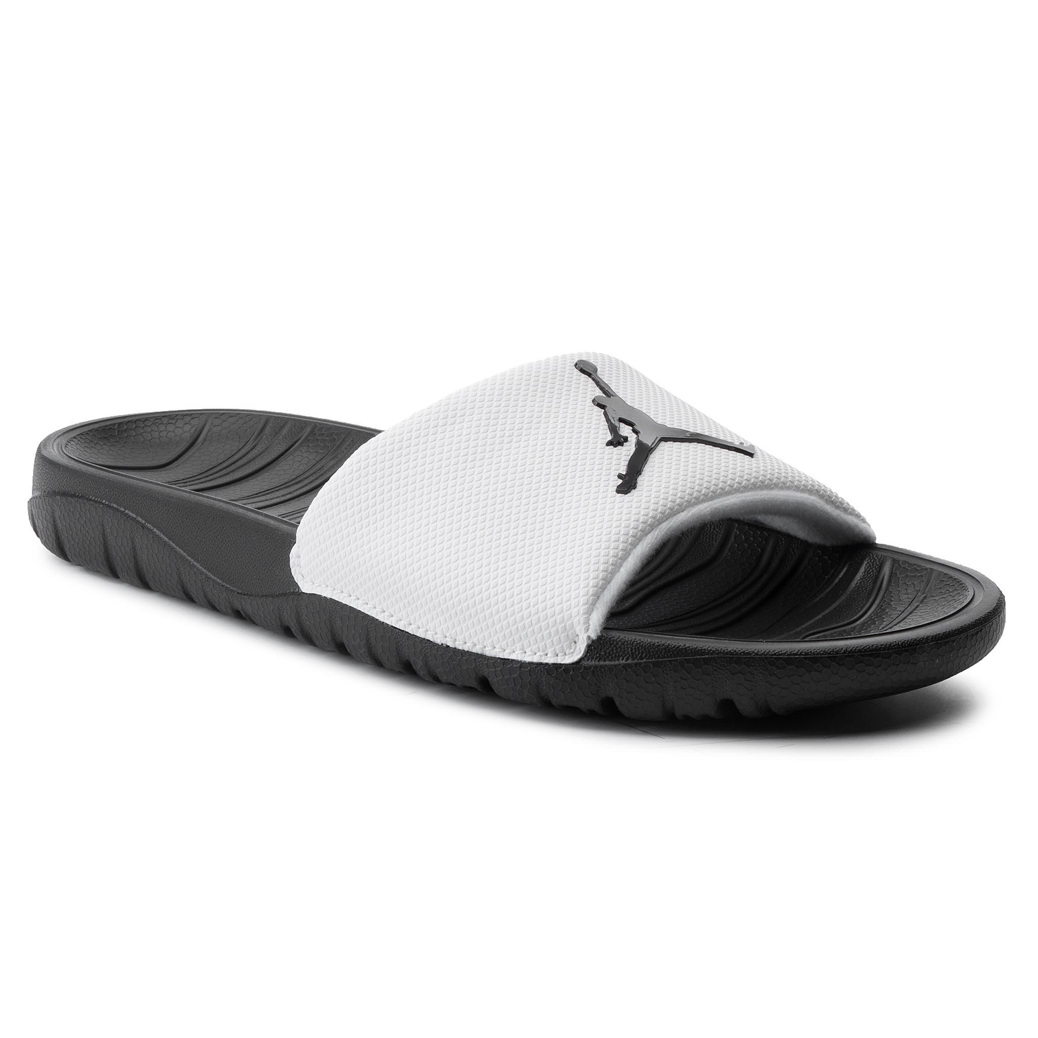 f6e2483b1c Šľapky NIKE - Jordan Break Slide AR6374 100 White Black Black. Nové Šľapky  NIKE ...
