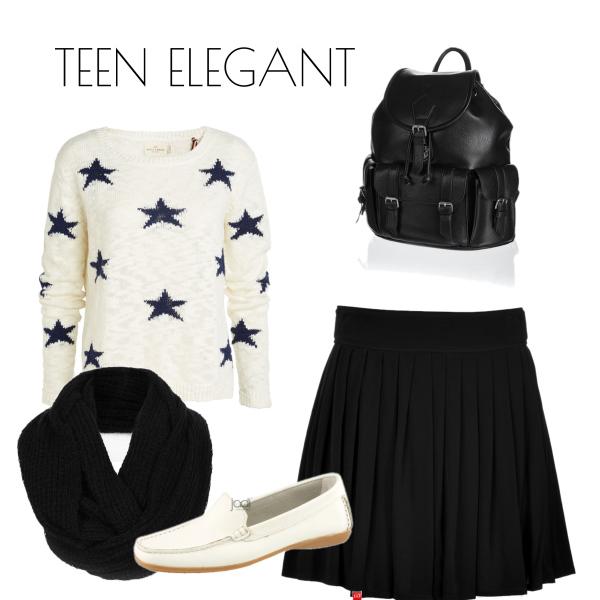 Teen Elegant