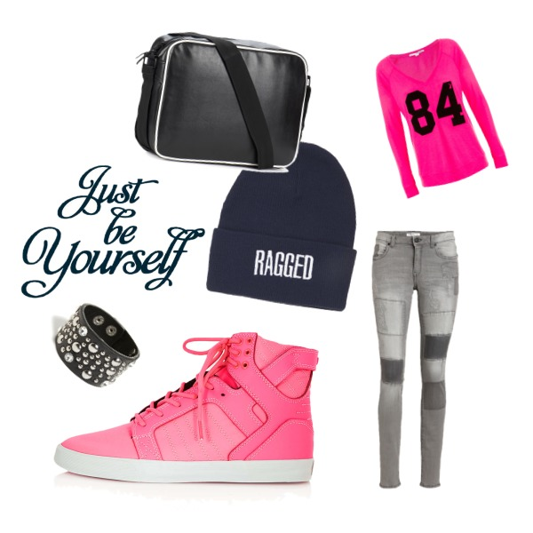 Be sporty!