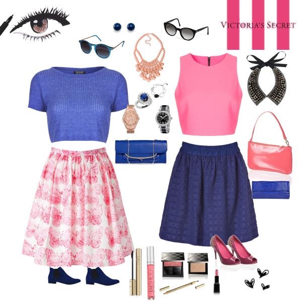 Pink-Blue Secret