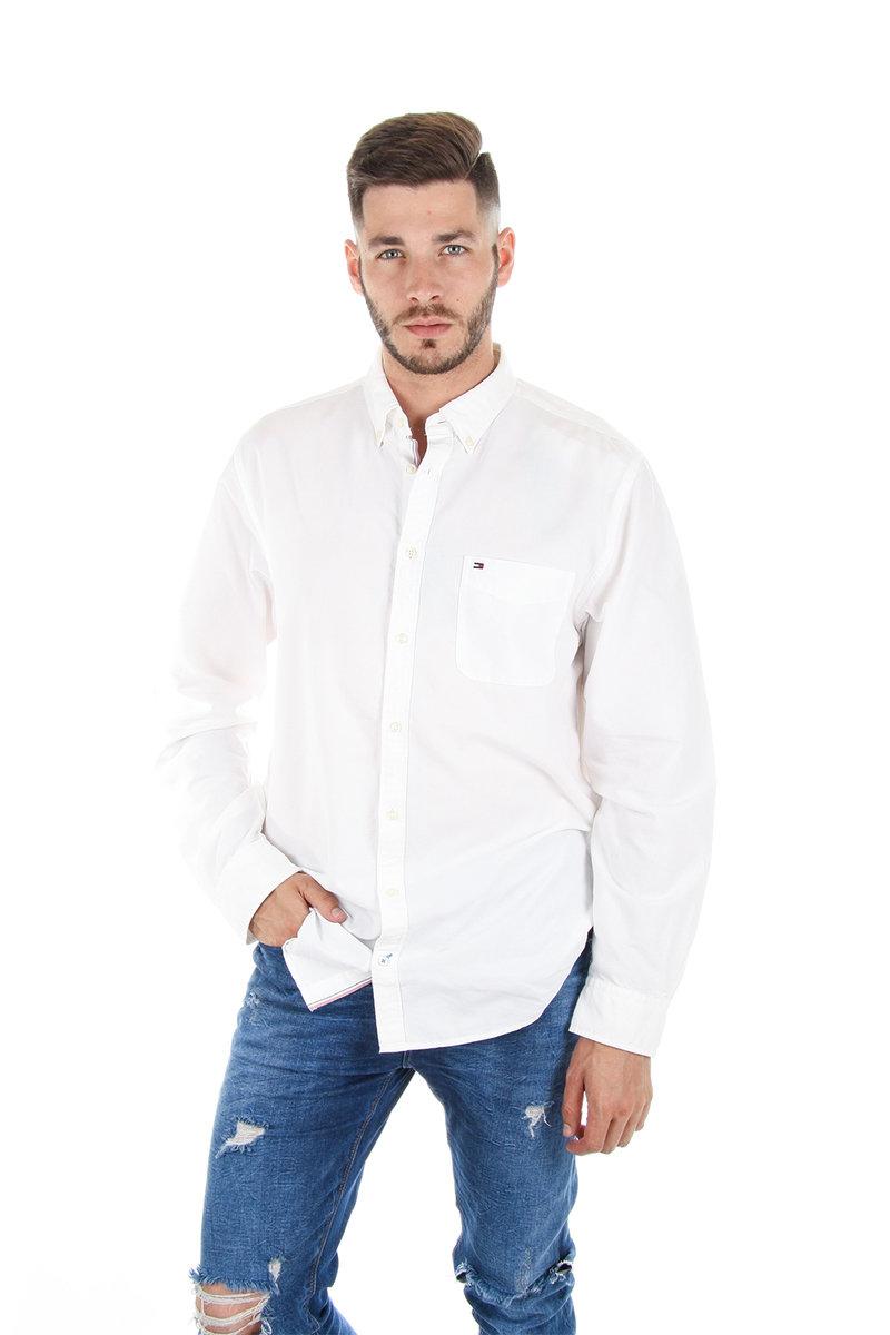 a4472d18a4 Tommy Hilfiger pánská bílá košile Oxford. Nové Tommy ...